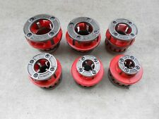Set Of Ridgid 12 R Pipe Threading Dies For Ridgid 700 Pipe Threader