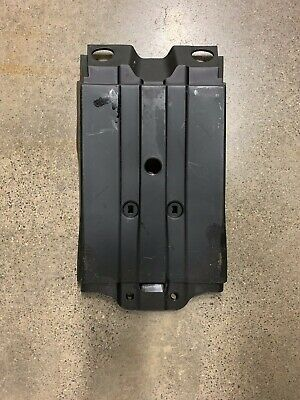 NEW OEM CAN-AM RENEGADE 500 800R 1000 EFI FRONT BUMPER GUARD PLATE PLASTIC