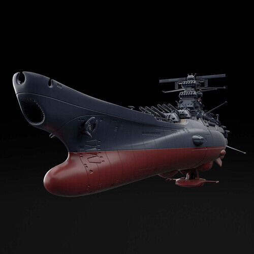 YAMATO 2202-1//1000 Space Battleship Yamato Final Battle Ver Model Kit Bandai