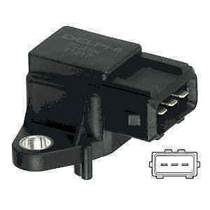 Delphi-MAP-Sensor-Manifold-Pressure-Sensor-PS10164-BRAND-NEW-5-YEAR-WARRANTY