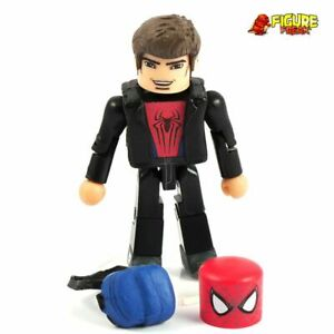 Marvel Minimates Series 56 Amazing Spider-Man 2 Movie Peter Parker /& Gwen Stacy