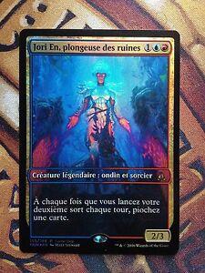 Jori-En-Plongeuse-des-Ruines-Foil-full-art-MTG-Magic-NM