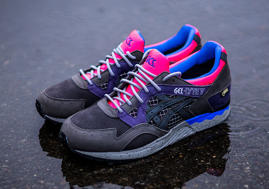 PACKER Chaussures X ASICS GEL-LYTE V GORE TEX9 US 10 Bodega Ubiq