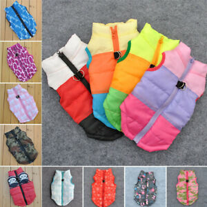 Dog-Cat-Coat-Jacket-Pet-Supplies-Clothes-Winter-Apparel-Clothing-Puppy-Costume