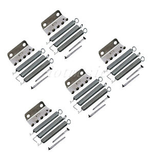 5-Tremolo-Claw-W-Spring-Screw-for-fender-Strat-Chrome-New-quality-guitar-parts