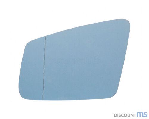 Vidrio pulido izquierda azul asphärisch calefactable para mercedes clase c w204 08-14