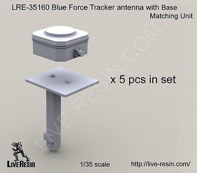 Voyager Models 1//35 US Army HUMVEE Blue Force Tracker /& SINCGar Unit