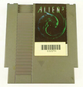 Alien-3-AUTHENTIC-Nintendo-NES-Game-Cartridge-Cleaned-amp-Tested
