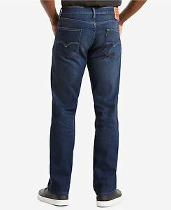 29x32 uomo 505 Fit Regular Jeans Nwot colore blu Levi's xYZBwWRg