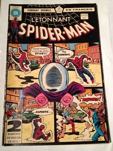 L'etonnant Spiderman # 101/102 Edition Heritage