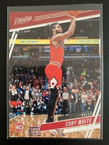 2019-20-Panini-Prestige-Coby-White-RC-Rookie-66