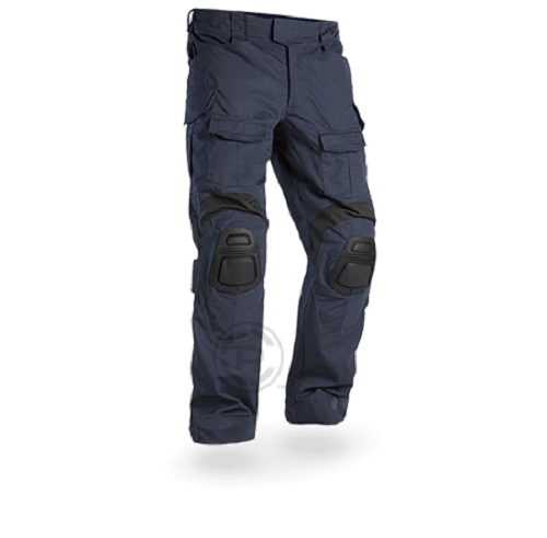 Crye PRECISIÓN G3 LAC Combate Pantalones Pantalones Pantalones Marina - 34 de largo 13dbe6