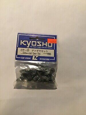 Kyosho Optima Ultima Outrage Lazer Maxxum Optima Mid Pure Ten OT-28 Diff Gears