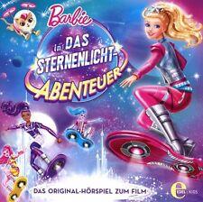 BARBIE - BARBIE IN DAS STERNENLICHT-ABENTEUER ORIGINAL-HÖRSPIEL Z.FILM  CD NEU