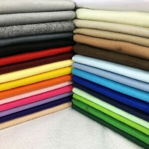"104cms 40/"" Felt Fabric Craft Plain 100/% Acrylic Material Art Sewing Decoration"