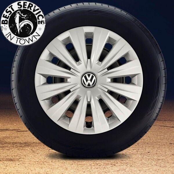 ORIGINALE VW GOLF 7 KIT Radzierblende/coprimozzo/15 pollici - 5g0071455 antitrust