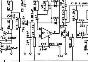 MARSHALL Mosfet Reverbtwin 100w 5213 Amplifier Schematic ...