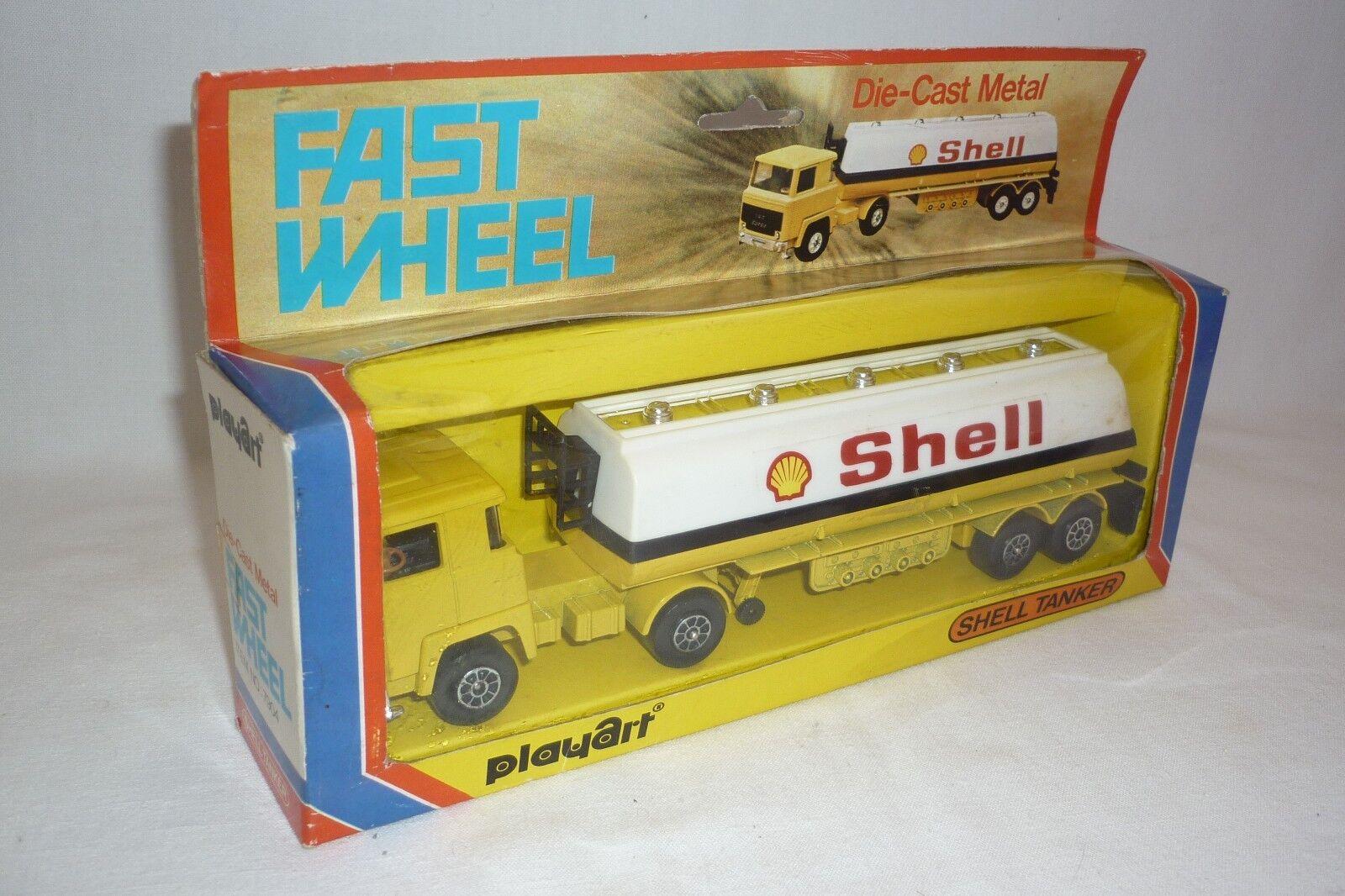 Playart Die Cast Metal - Model - Shell Tanker - Nr. 7904 - Ovp - (7.div-29)
