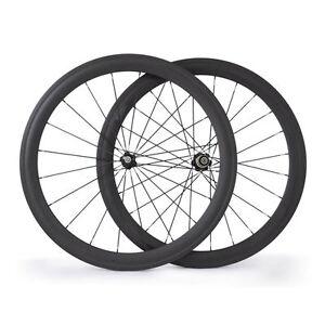 700c-50mm-Tubular-carbon-fiber-bicycle-wheels-carbon-road-bike-racing-wheelset