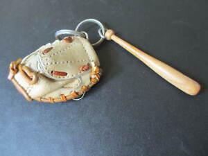 Vintage Baseball Glove Charm