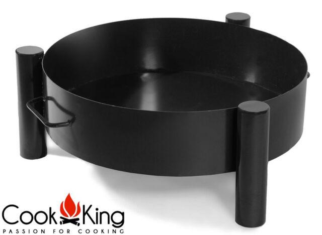 COOK KING BBQ Grill Feuerschale Feuerkorb Grillschale Haiti 80 cm ***NEU***