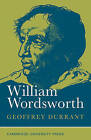 William Wordsworth by Geoffrey Durrant (Paperback, 1969)