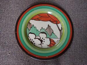 Clarice-Cliff-Limberlost-Tea-Plate-Stunning