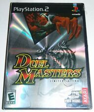 Duel Masters Limited Edition (Sony PlayStation 2, 2004)PS2 GAME FREE BOOSTER NEW