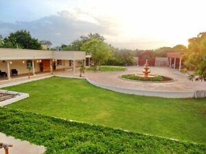 Quinta en Merida en venta en Cholul, estilo hacienda