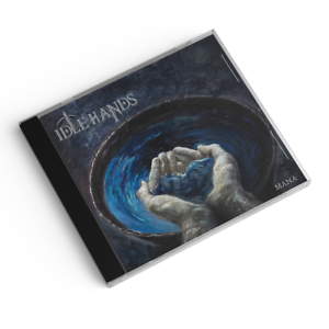 Idle-Hands-Mana-NEW-CD-ed-us-METAL-Maiden-Priest-in-Solitude-Danzica-KIT-2019
