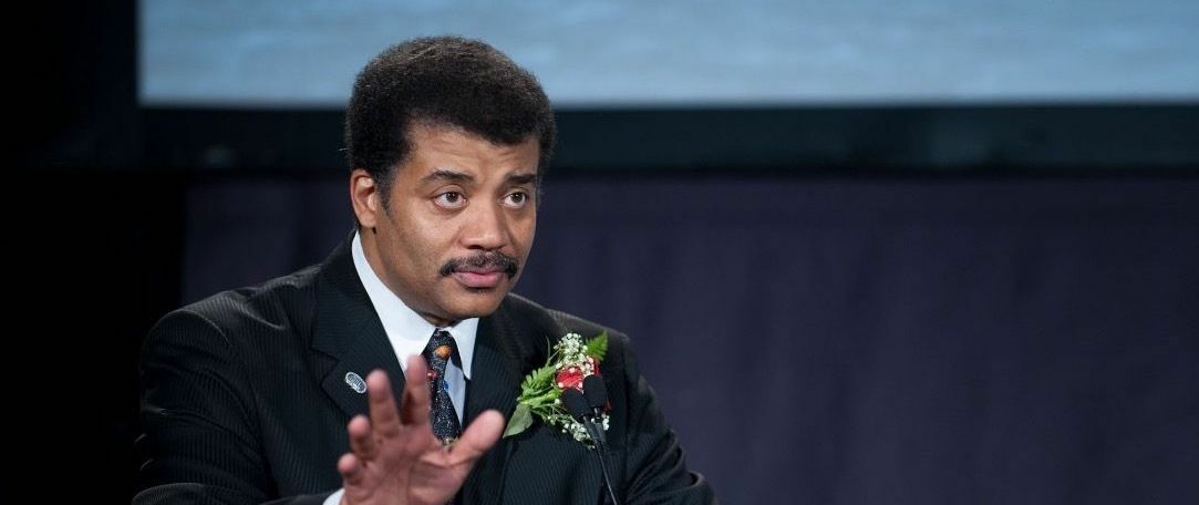 PARKING PASSES ONLY Neil deGrasse Tyson