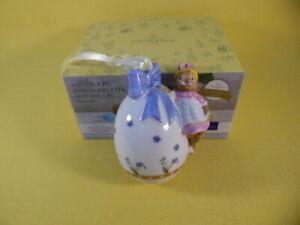 Villeroy & Boch Annual Easter Edition 2020 Jahresei Ostern Osterei Hase Ei Neu