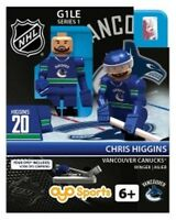 Chris Higgins Oyo Vancouver Canucks Nhl Hockey Mini Figure G1