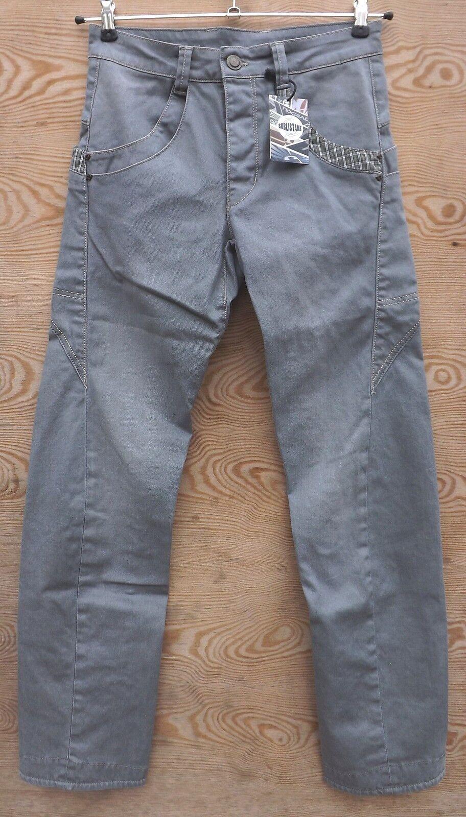 Nograd Jeans Jeans Nograd Tornado Pant Men, Gr. XXL, Grau scottish 61ecd8