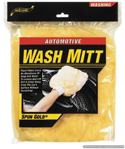 "SM Arnold Wash Mitt All Ends Closed 11/""x 11/"" No Cuff"