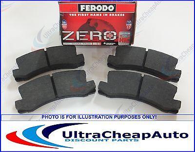 BRAKE PADS FRONT - MAZDA MPV & MITSUBISHI GRANDIS & PAJERO,  FERODO #DB1388
