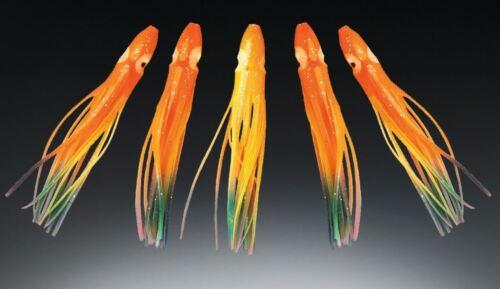 Balzer Edition Sea Pilk Octopus Multicolor lose 5 Stück//SB 3751