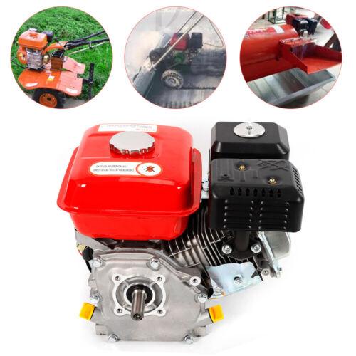 Benzinmotor 7,5 PS Standmotor Kartmotor Benzin Motor OHV 4 Takt Einzylinder DHL