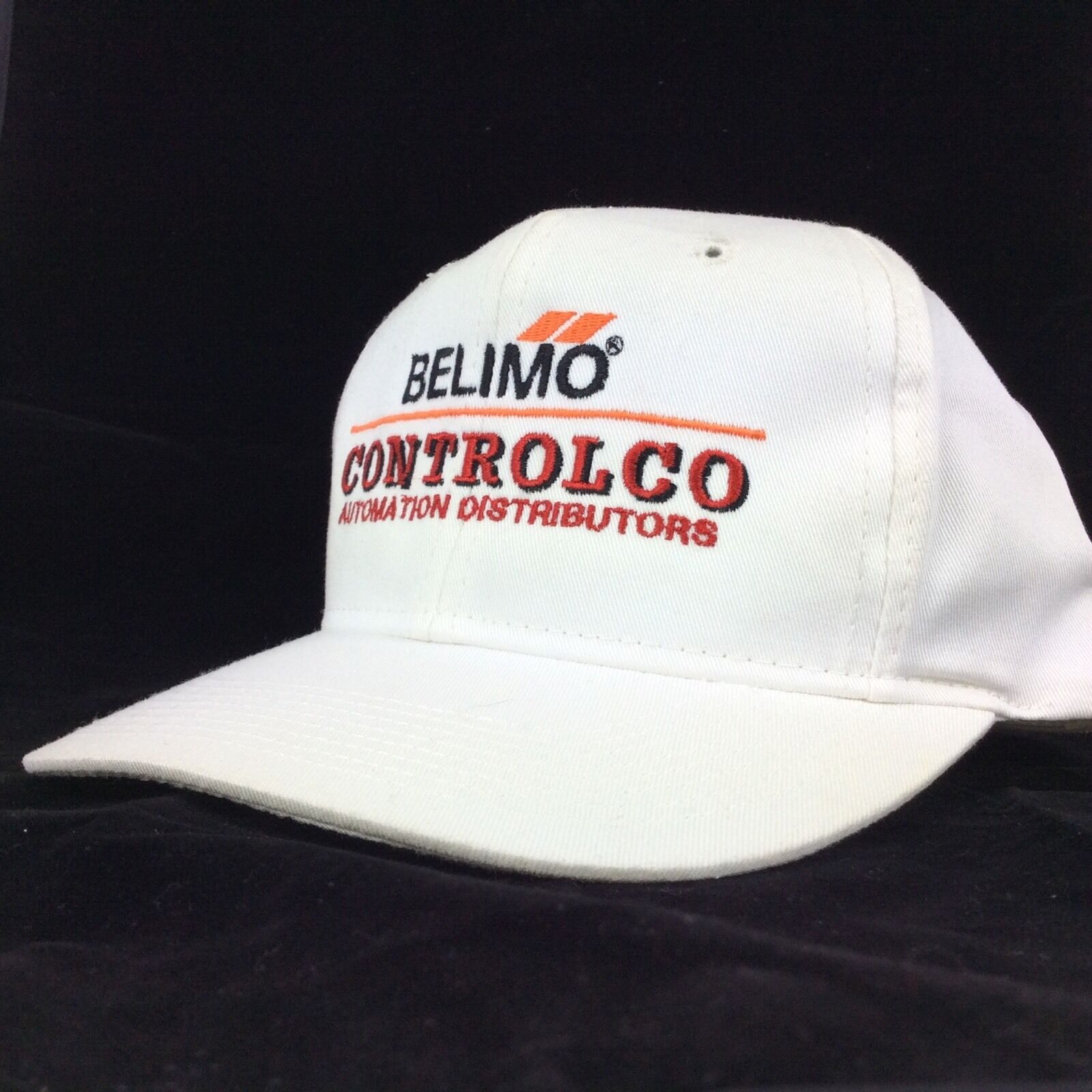 BELIMO BELIMO BELIMO CONTROLCO Automation Distributors White Baseball Cap Hat Snapback 076c68