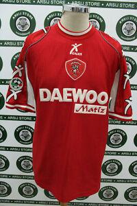 Maglia-calcio-PERUGIA-PIERI-MATCH-WORN-shirt-trikot-camiseta-maillot-jersey