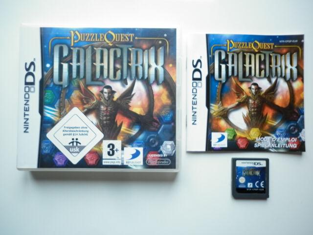 Puzzle quest galatrix Jeu Vidéo Nintendo DS