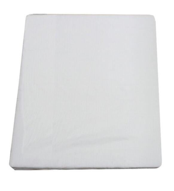Laufgittermatratze Laufgittereinlage Weiß für Laufgitter 100 x 100cm Neu