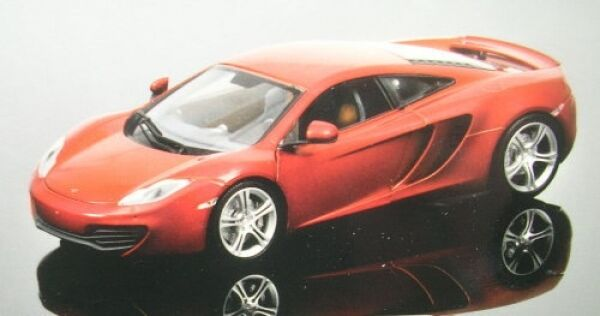 calidad de primera clase Mclaren mp4-12c (rojo metalizado) metalizado) metalizado) 2011  minoristas en línea