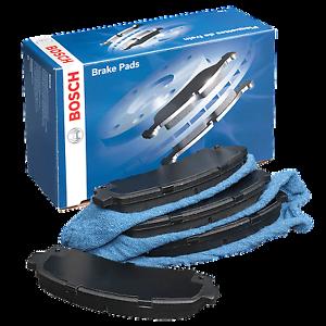 BOSCH Front Brake Pad SET FOR TOYOTA Landcruiser HJ61 85-90 12H-T 4.0L TURBO