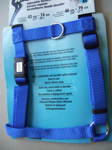 Avenue Medium Dog Harness By Hagen Springer Spaniels Dalmations /& More New