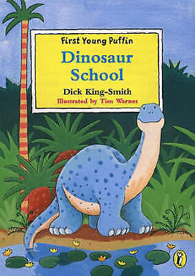 1 of 1 - Dinosaur School (First Young Puffin), King-Smith, Dick, New Book