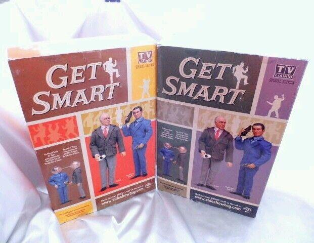el precio más bajo Sideshow Get Smart jefe & Maxwell Smart 1 6th escala escala escala 12 in (approx. 30.48 cm) Figuras De Acción Nuevo en Paquete  mejor servicio