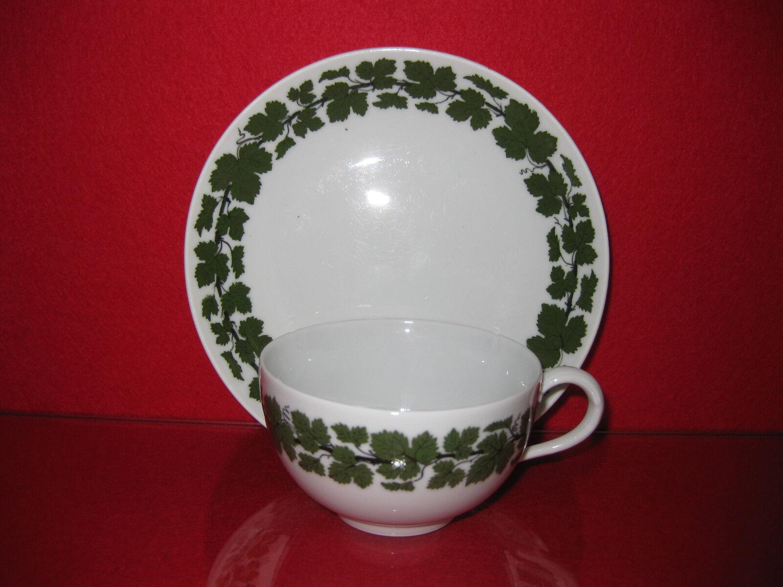 Meissen belle tasse à café pfeifferzeit tasse à café grand