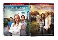 Heartland Complete Season 7 And Season 8 Dvd Sets