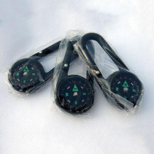Mini Fuction Hiking Travel Carabiner Key Ring KeyChain Clip Holder GP3